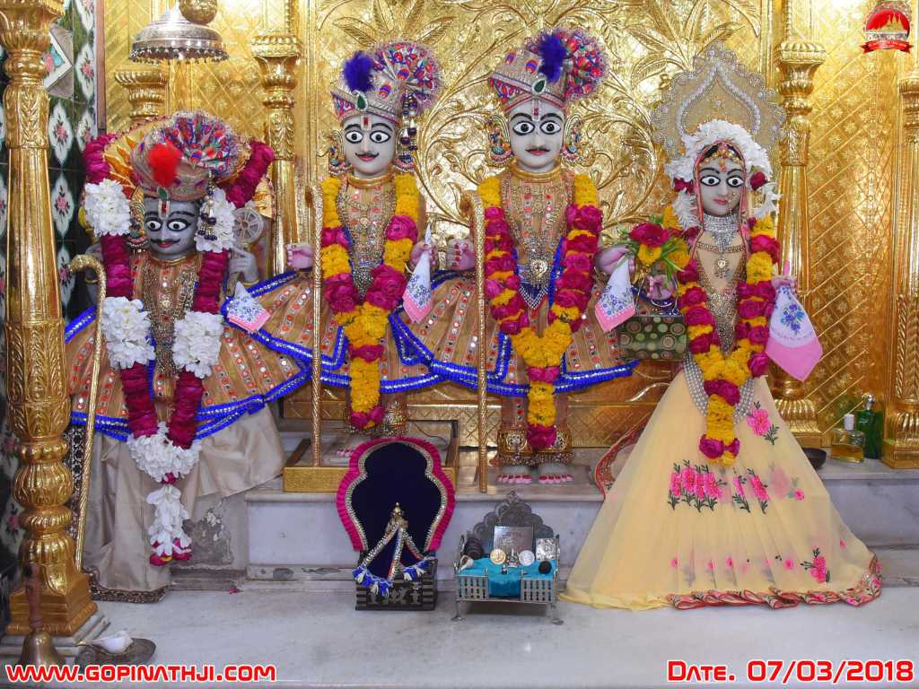 gopinathji darshan